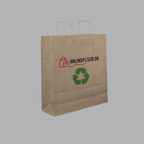Genbrugspapir