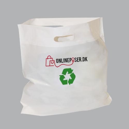 Genbrugs- og bioplast